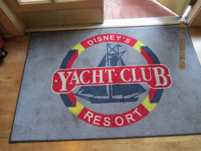 The Yacht Club is much more uppity than the Beach Club.