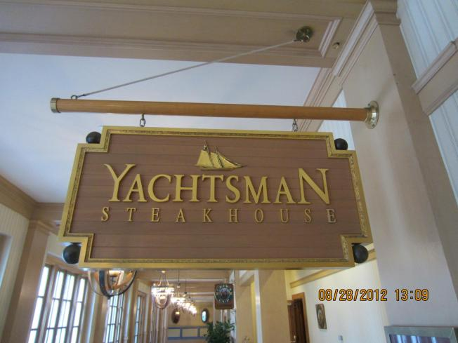 Really want to eat here some day. I hear it's one of the best steakhouses on Disney property.