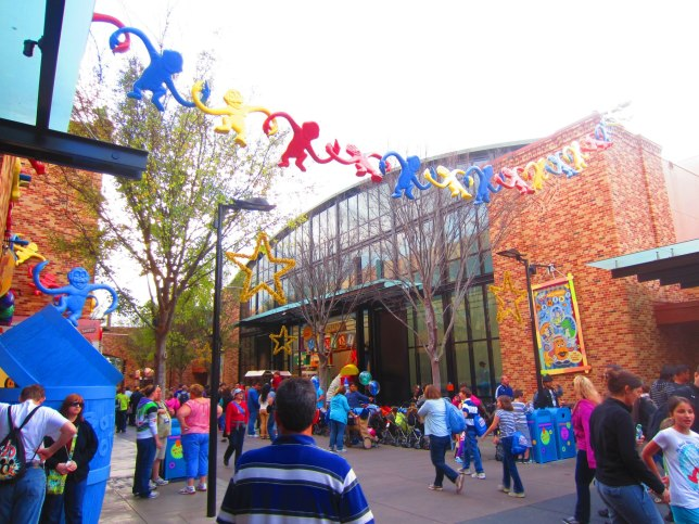 To improve Hollywood Studios I think Disney should expand on the Pixar area. Heck, why not make the entire park Pixar themed?